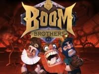 logo boom+brothers