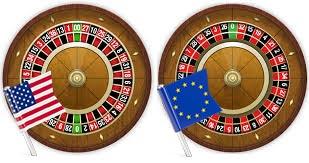 Ruleta americana y europea